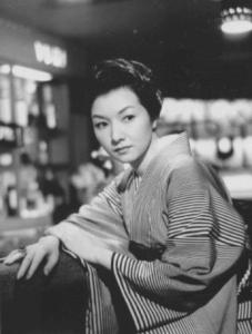Hideko Takamine as Keiko